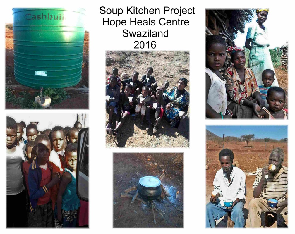 proposal for soup kitchen